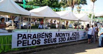 Aniversário de Monte Azul, 130 de Emancipação Política Administrativa