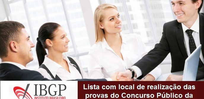 Lista dos locais de realização das Provas do Concurso da Prefeitura Municipal de Monte Azul 2018