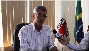 Entrevista com o Prefeito Municipal Alexandre Augusto