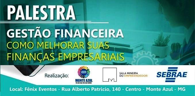 Palestra: Gestão Financeira