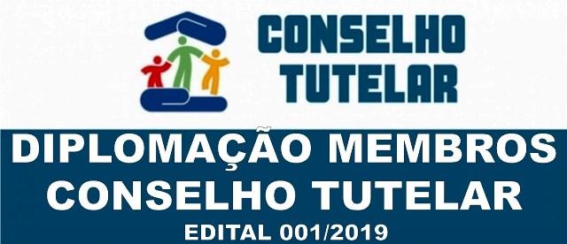 DIPLOMAÇÃO CONSELHO TUTELAR