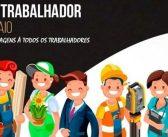 01 de Maio, Nossas homenagens a todos os Trabalhadores