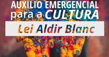 Lei de Emergência Cultural Aldir Blanc