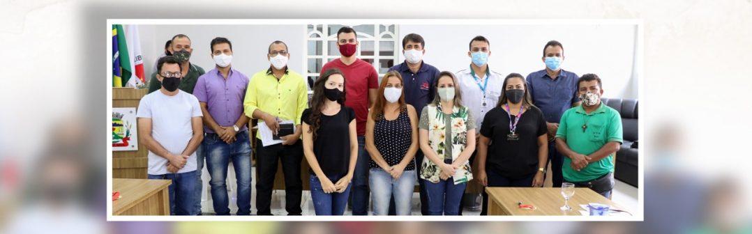 SECRETARIA DE AGROPECUÁRIA DE MONTE AZUL, REALIZA REUNIÃO NA CÂMARA PARA CRIAR O COMITÊ GESTOR  DE ACESSIBILIDADE AS INFORMAÇÕES DO PRODUTOR RURAL